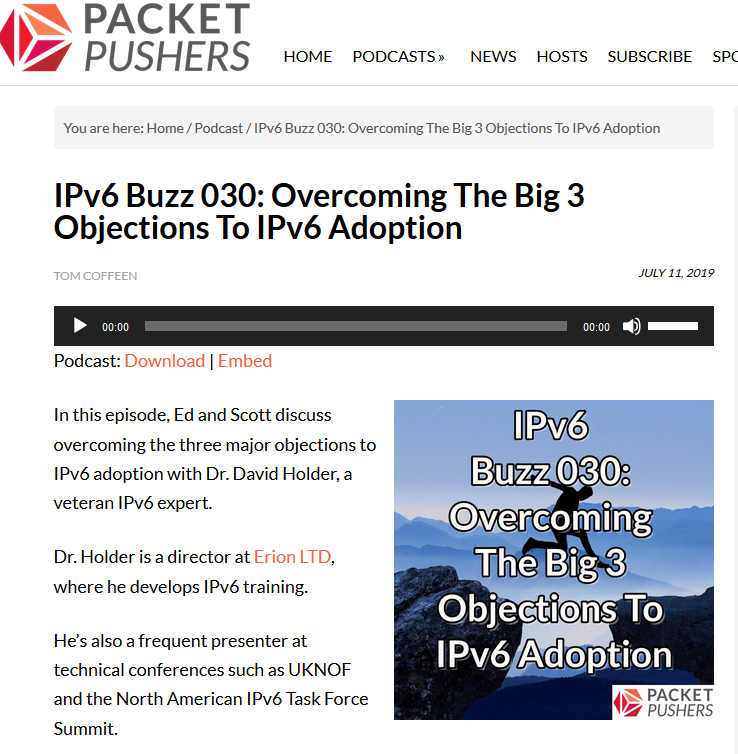 Overcoming the Big Three Objections to IPv6 Adoption